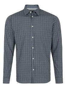 Whistles Checked Poplin Shirt