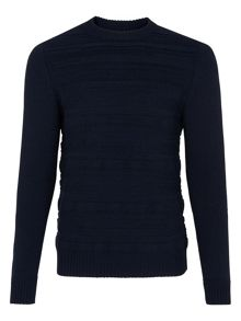 Whistles Textured Stitch Sweater