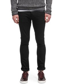 Whistles Black/Black Slim-Fit Jeans