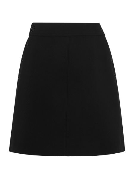 Whistles Denise Popper Aline Skirt