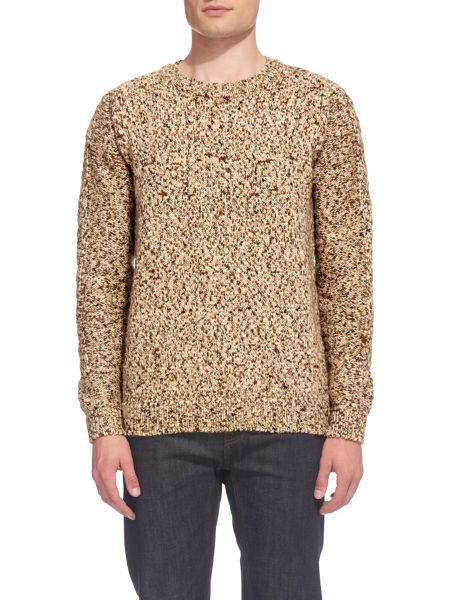 Whistles Donegal Melange Sweater