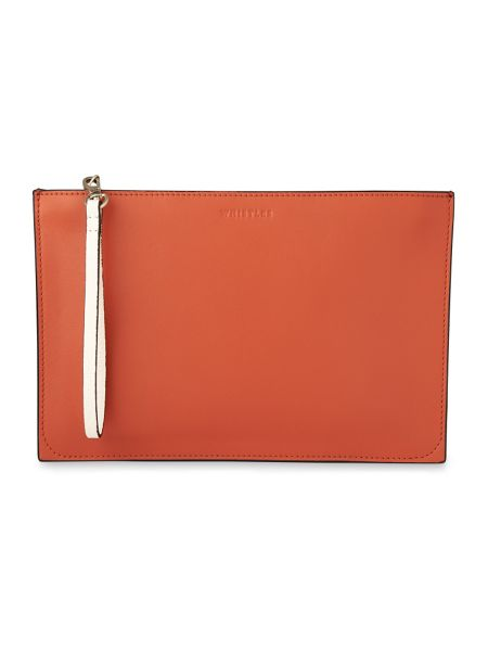Whistles Java Colourblock Wristlet