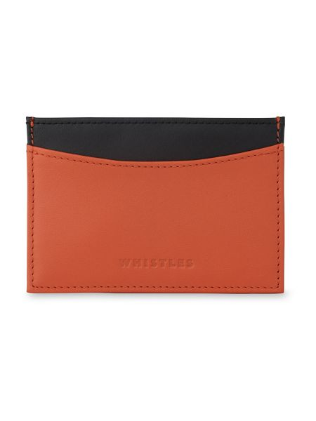 Whistles Colourblock Card Holder