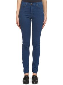 Whistles High Waist Skinny Jean