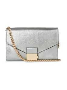 Whistles Artesia Presslock Clutch Bag