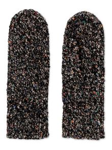 Whistles Donegal Wool Blend Mitten