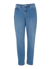 Whistles Lightwash Boyfriend Jean