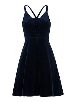 Suzie Love Velvet Dress