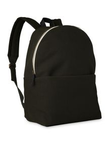 Whistles Waxed Canvas Rucksack