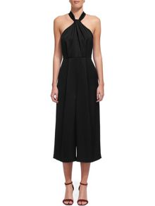 Whistles Sophia Knotted Jumpsuit