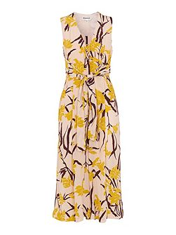 Amelia Lilly Print Jumpsuit