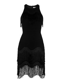 Jasmine Wave Tassle Dress