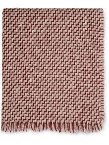 Whistles Chevron Weave Blanket Scarf