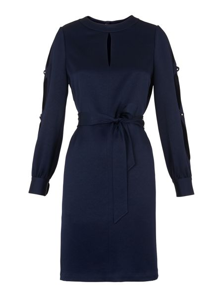Whistles Robyn Open Arm Dress