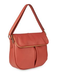 Whistles Duffy Zip Shoulder Bag