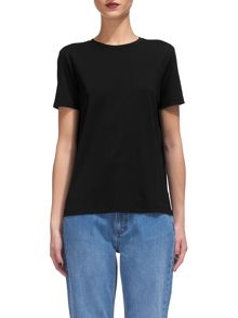 Whistles Pleat Back T-shirt