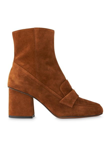 Whistles Ambrose Square Toe Loafer Boot