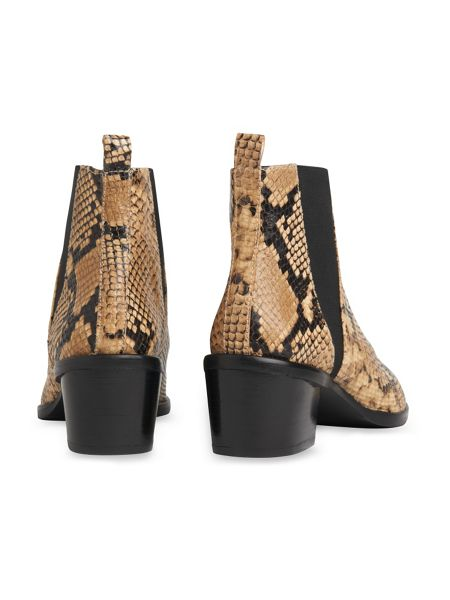 Whistles Belmont Snake Point Boot