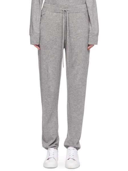 Whistles Cashmere Mix Knitted Jogger