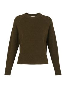 Whistles Relaxed Crew Neck