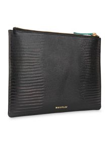 Whistles OCA Lizard Small Clutch