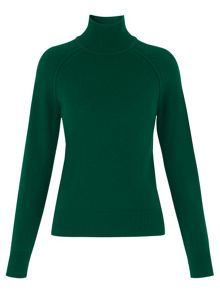 Whistles Harper Funnel Neck Knit