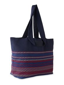 Whistles Malba Knit Bag