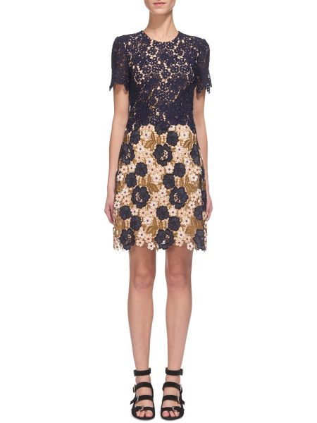 Whistles Olivia Lace Dress