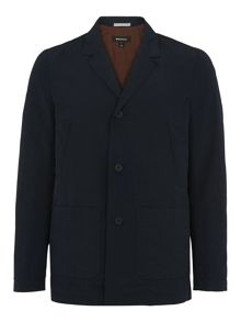 Whistles Quilted Nylon Blazer