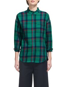 Whistles Laurie Check Shirt