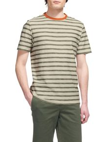 Whistles Herringbone Stripe T-Shirt