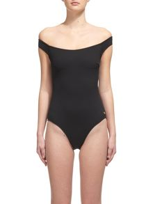 Whistles Ipanema Bardot Swimsuit