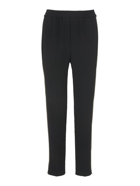 Whistles Elyse Side Stripe Trouser