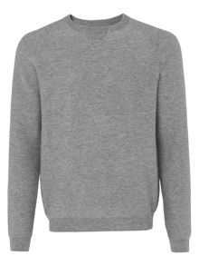 Whistles Knitted Athletic Sweater