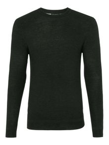 Whistles Textured Merino Sweater
