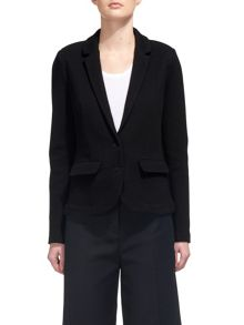 Whistles Popper Slim Jersey Jacket