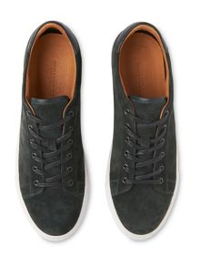 Whistles Low Top Suede Trainers