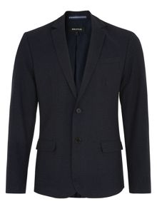 Whistles Deconstructed Check Blazer
