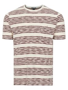 Whistles Broken Stripe T-Shirt