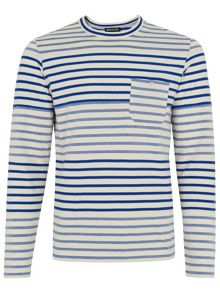 Whistles Multi Stripe Breton