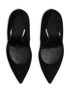 Whistles Cornel Suede Point Pump