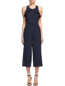 Whistles Mae Frill Jumpsuit