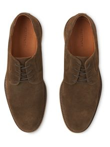 Whistles Suede Derby