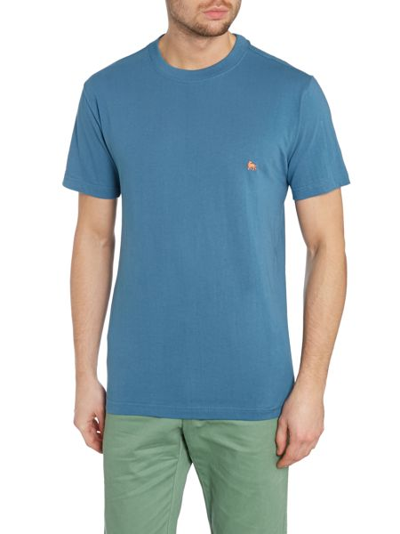 Magee Plain Crew Neck Regular Fit T-Shirt
