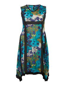 Blue by you sizzle dress
