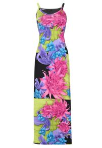 James Lakeland Summer Print Sleeveless Dress
