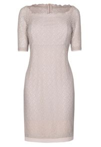 James Lakeland Lace dress with 3/4 sleeve
