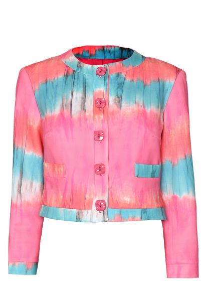 James Lakeland Multicolour Tie-dye Jacket