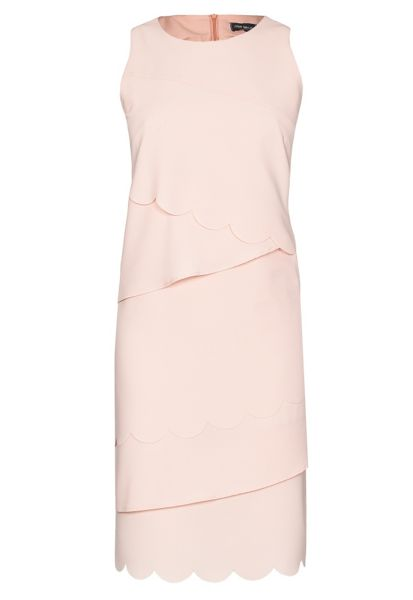 James Lakeland Scalloped Edge Dress