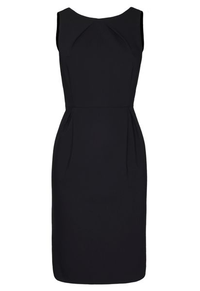 James Lakeland Sleeveless V Back Dress